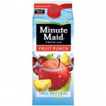 Walmart: Minute Maid Fruit Punch Only $0.75