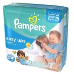 Target: Pampers Easy Ups Jumbo Pack Only $2.99