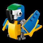 FREE LEGO Parrot Mini Model