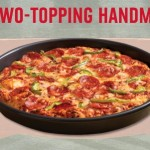 *HOT* Domino's: FREE 2-Topping Medium Pan Pizzas!