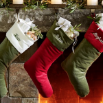 Pottery Barn: Up to 60% Off Clearance Sale = Christmas Stockings Only $6.99 & More
