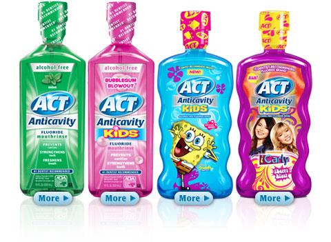 act-anticavity