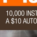 Instantly Win a $10 AutoZone Gift Card (10,000 Winners!)