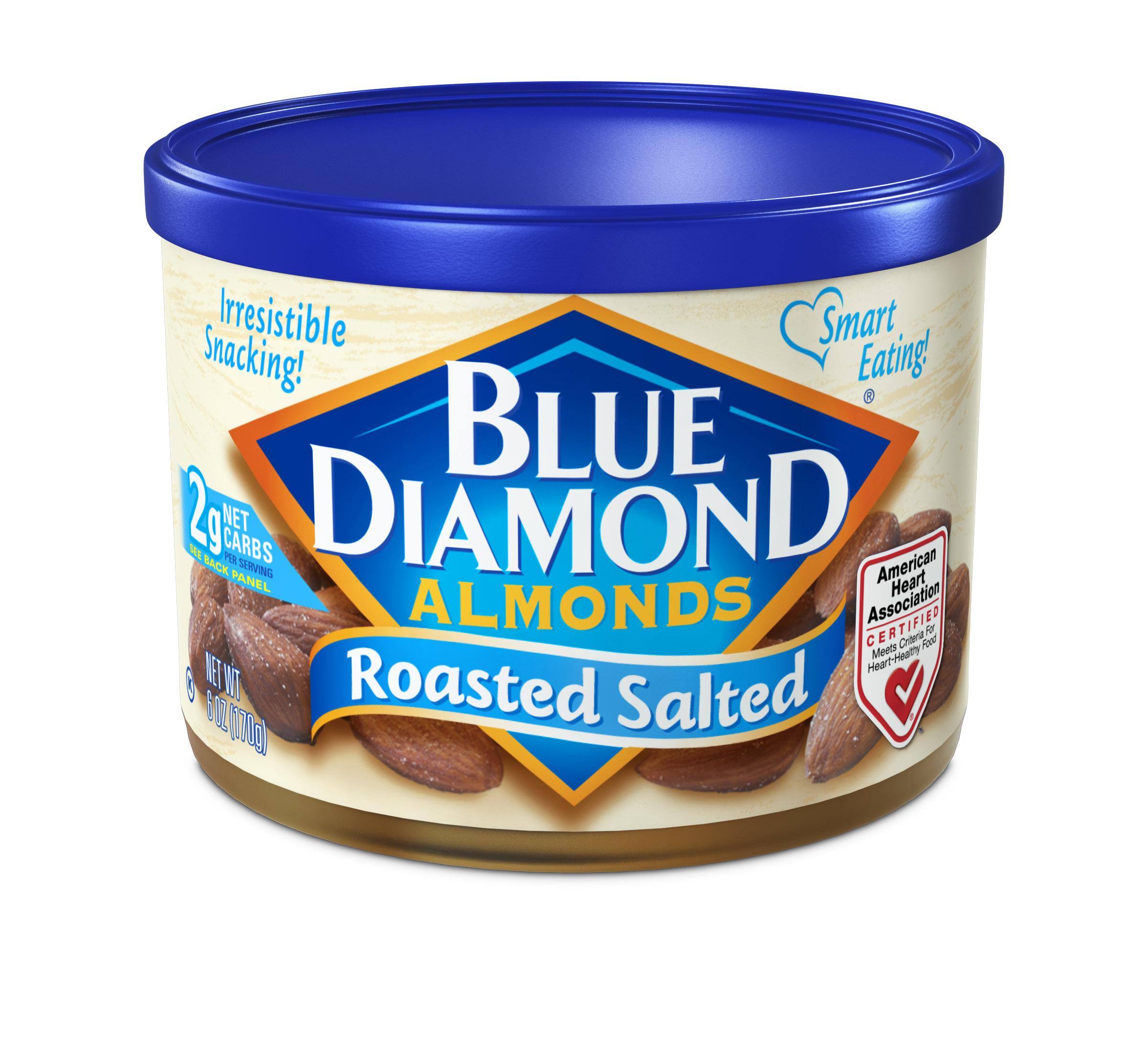 walgreens  blue diamond almonds only  1 11