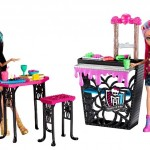 Monster High Creepteria with Cleo de Nile and Howleen Wolf Doll Only $12.09 (Reg. $34.99)!