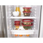 Rubbermaid Easy Find Lid Glass Food Storage Set, 22-piece ONLY $29.99 (Reg. $44.99)!