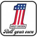 FREE Harley-Davidson Roll Your Own Sticker