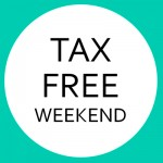 List of Tax FREE Back to School Shopping Days 2015