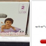 Target: Up & Up Giant Pack Diapers Only $17.63 + FREE Wipes