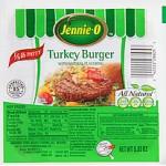 Dollar Tree: Jennie-O Turkey Burgers Only $0.25