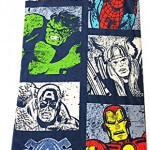"Amazon: Marvel Comic ""Force"" Adult Beach Towel Only $14.99 (Reg. $20)"