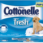 FREE Cottonelle Wipes Sample Pack
