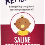 Walgreens: Little Remedies Saline Spray Drops As Low As $1.49