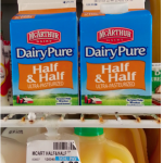 CVS: Dairy Pure Half and Half Pint Only $0.89