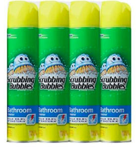 Target: Scrubbing Bubbles Fresh Scent Bathroom Cleaner Only $0.69