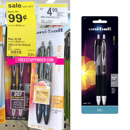 Uni-Ball-Gel-Pens
