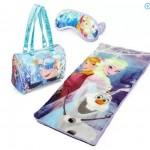 Disney Frozen Sleepover Slumber Nap Mat with Purse and Bonus Eye Mask Only $14.98 (Reg. 35)!