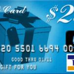FREE $25 Visa Gift Card (3,000 Winners)