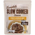 Target: Campbell's Slow Cooker Sauces Only $0.99