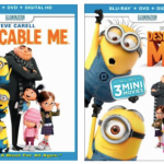 Best Buy: Despicable Me & Despicable Me 2 on DVD and/or Blu-Ray As Low As $4.99 + FREE Minion Cinch Sack & Up to $7.50 Movie Money