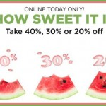 Kohl's: Up to 40% Off Your Purchase (Today Only, Check Your Inbox) + More