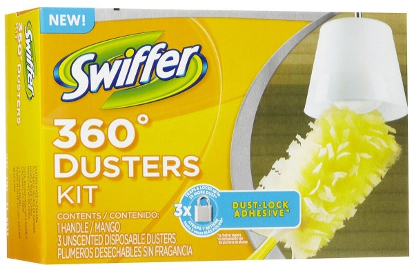Target: Swiffer 360 Dusters Starter Kits Only $1.99