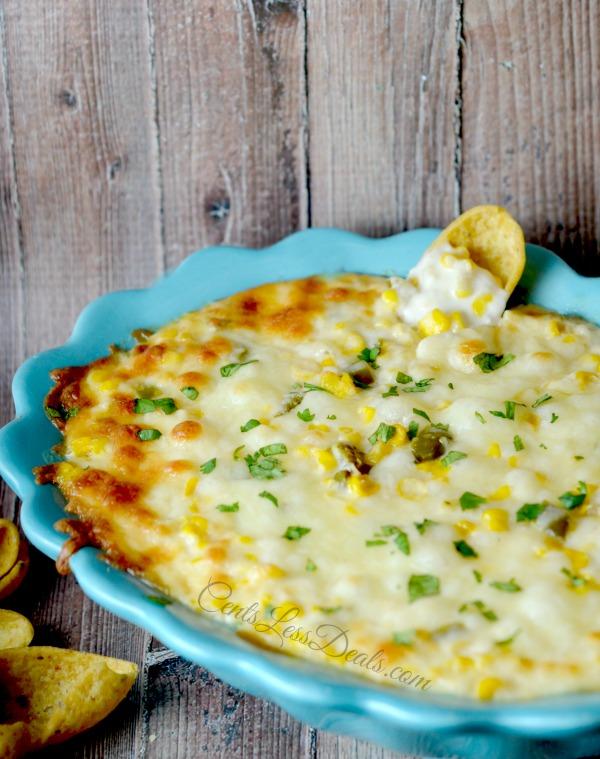 25 Cheesy Dip Recipes