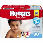 Rite Aid: Huggies Snug 'n Dry Diapers Only $9 (Starting 8/2)