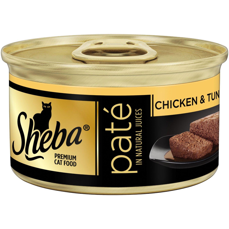 Deals On Sheba Cat Food