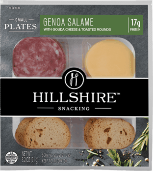 Target Hillshire Snacking Small Plates Only 1 00