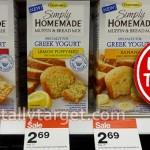 Target: Fleischmann's Simply Homemade Muffin & Bread Mix Only $1.69
