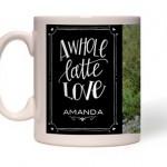*HOT* FREE Personalized Ceramic Mug + FREE Shipping ($30 VALUE)
