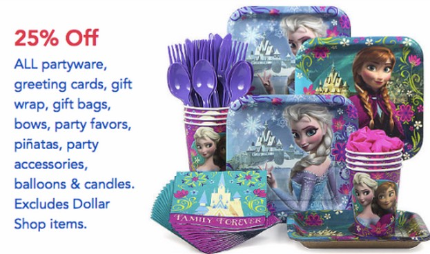 Toys R Us Coupon 25 Off Party Items