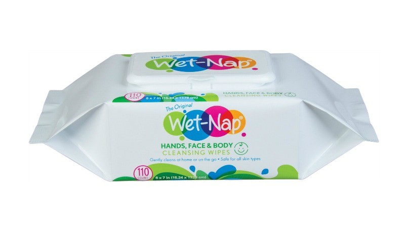 Walmart: Wet-Nap Hands and Face Wipes Only $0.74