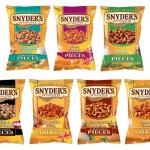 Target: Snyder's of Hanover Pretzel Pieces Only $1.64