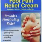 Target: FREE Zostrix Foot Pain Relief Cream