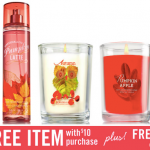*HOT* Bath & Body Works: FREE Item ($14 Value) with ANY $10 Purchase!