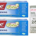 Walgreens: 2 FREE Colgate Total Toothpaste (Starting 10/4)