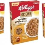 Target: Kellogg's Origins Cereal Only $1.05