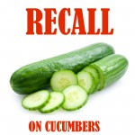 HUGE RECALL on Cucumbers (27 States Affected So Far!)