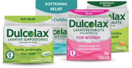 Target Free Dulcolax Stool Softener Or Laxative