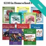 FREE Back-to-Homeschool Bundle ($240 VALUE)