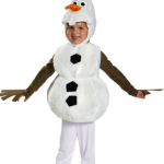Amazon: Disguise Baby's Disney Frozen Olaf Deluxe Toddler Costume Only $8.84 (Reg. $47.99)