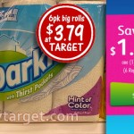 Sparkle Paper Towels ONLY $0.47 per Regular Roll