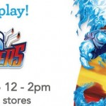 FREE Skylanders SuperChargers Collectors Poster