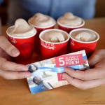 Wendy's Frosty Coupon Booklets = 5 FREE Jr. Frosty Drinks Only $1.00 Total!