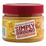 Walmart: Peter Pan Simply Ground Peanut Butter Only $1.32