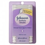Walmart: Johnson's Safety Swabs Only $1.13