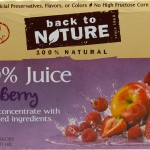Target: Back to Nature Juice Pouches Only $1.69