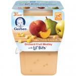 Walmart: Gerber Lil Bits 3rd Foods Only $0.92